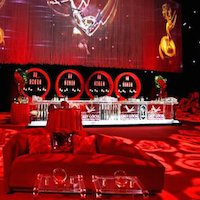 Emmy Awards' Governors Ball, September 2012