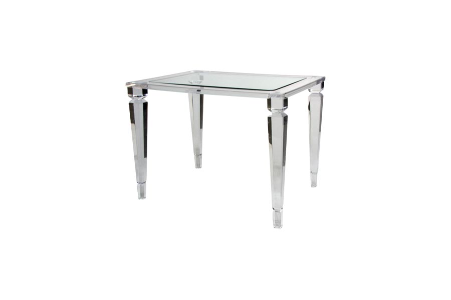 ghost coffee table - lux lounge efr (888) 247-4411