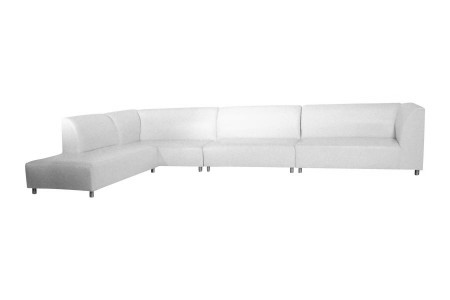 Avery-4-piece-Sectional-Sofa-Left White