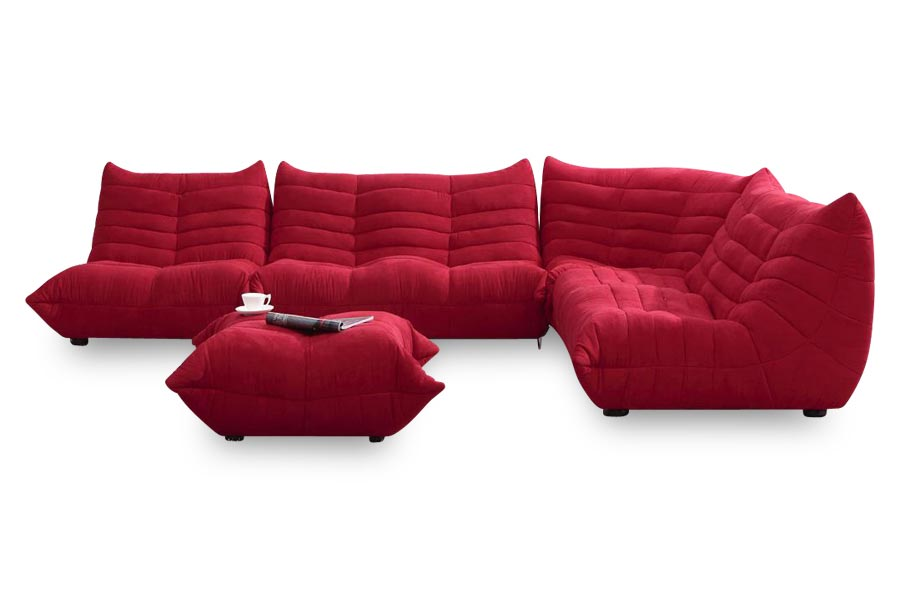 Gamer Bloom Sectional Lux Lounge EFR 888 247 4411