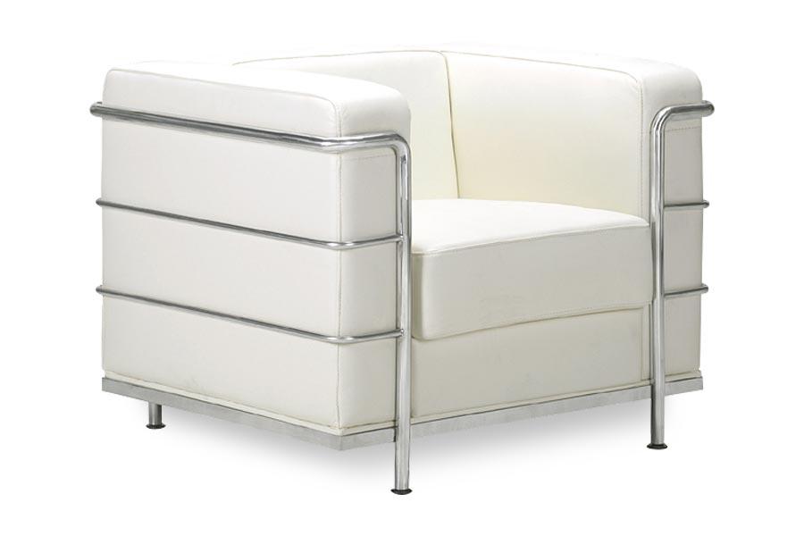Le Corbusier Furniture White