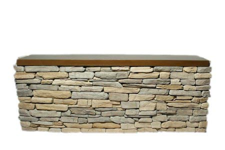 Beautiful Vintage Stone Bar