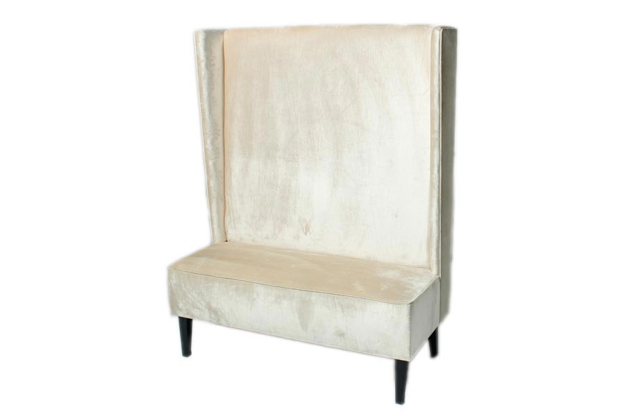 Dutches High Back Banquette Lux Lounge EFR 888 247 4411