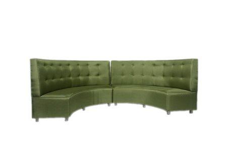 infinite curve sofa