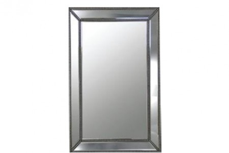 Hudson Modern Rectangular Wall Mirror