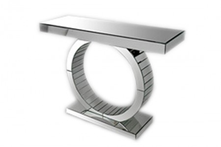 Oxim Mirror Console Table