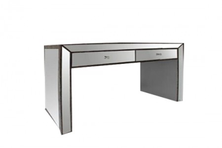 Tenor Mirrored Consolte Table with Drawers