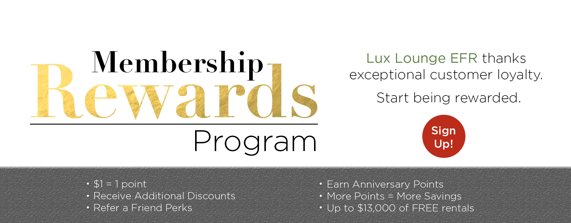 Lux-Membership-Reward