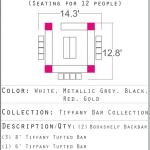 Tiffany Bar Package