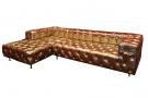 Royal Tufted Sofa