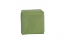 Avery Cube Seat Ultra-Suede (Green)