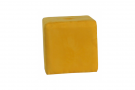 Avery Cube Seat Ultra-Suede (Yellow)