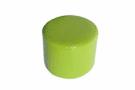 Monroe 18″ Round Ottoman (Green)