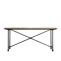 FLATIRON COMMUNAL BAR TABLE