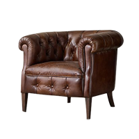 GENTLEMAN'S ARM CHAIR