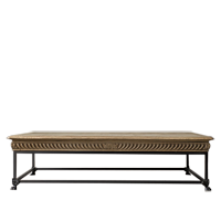 NAPA CORNICE COFFEE TABLE