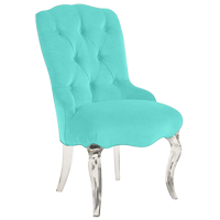 TIFFANI TUFTED SIDE CHAIR