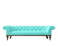 TIFFANI TUFTED SOFA