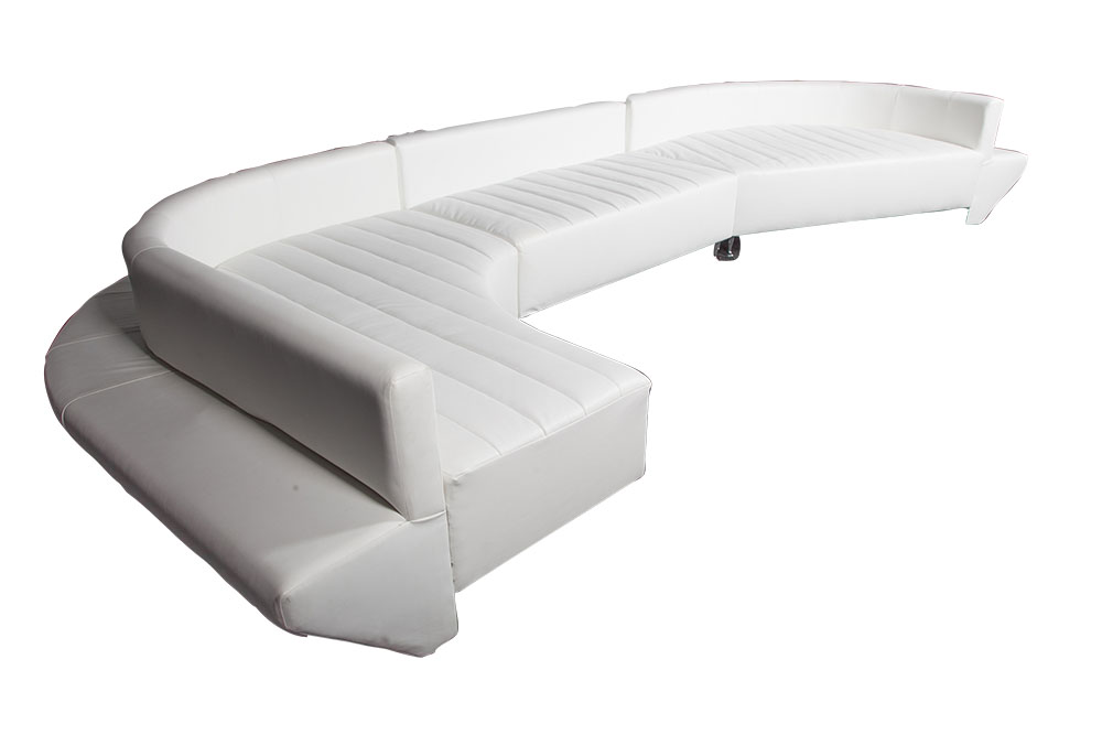 Swell Jupiter Sectional White Lux Lounge Efr 888 247 4411 Alphanode Cool Chair Designs And Ideas Alphanodeonline