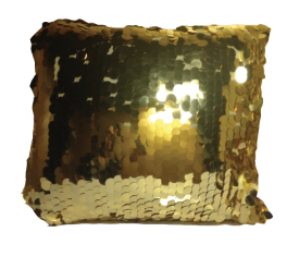 Pillow Sequence Gold Lux Lounge Efr 888 247 4411