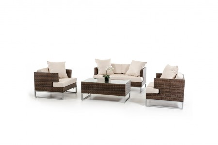 Malibu Patio Sofa Set