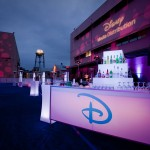 Disney Upfront straight bar