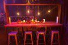 Edison communal table