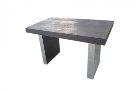 Zinc Dining Table-1
