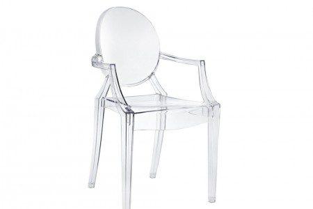 Ghost Chair Clear