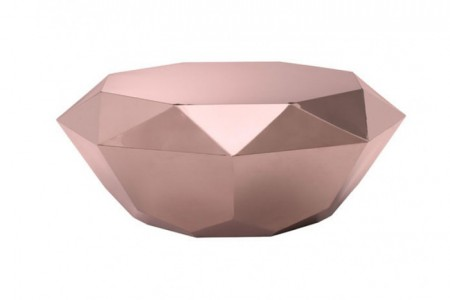 Precious COFFEE-TABLE-ROSE-GOLD