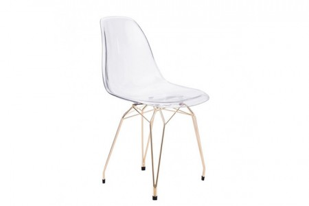 Avenue Rose Gold Chair