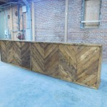 Herringbone 16' Bar