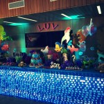 Little mermaid under the sea party Lux Lounge (1)