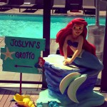 Little mermaid under the sea party Lux Lounge (2) img