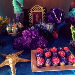 Little mermaid under the sea party Lux Lounge (3) img