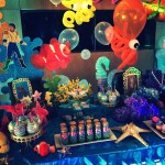 Little mermaid under the sea party Lux Lounge (5) img