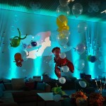 Little mermaid under the sea party Lux Lounge (7)