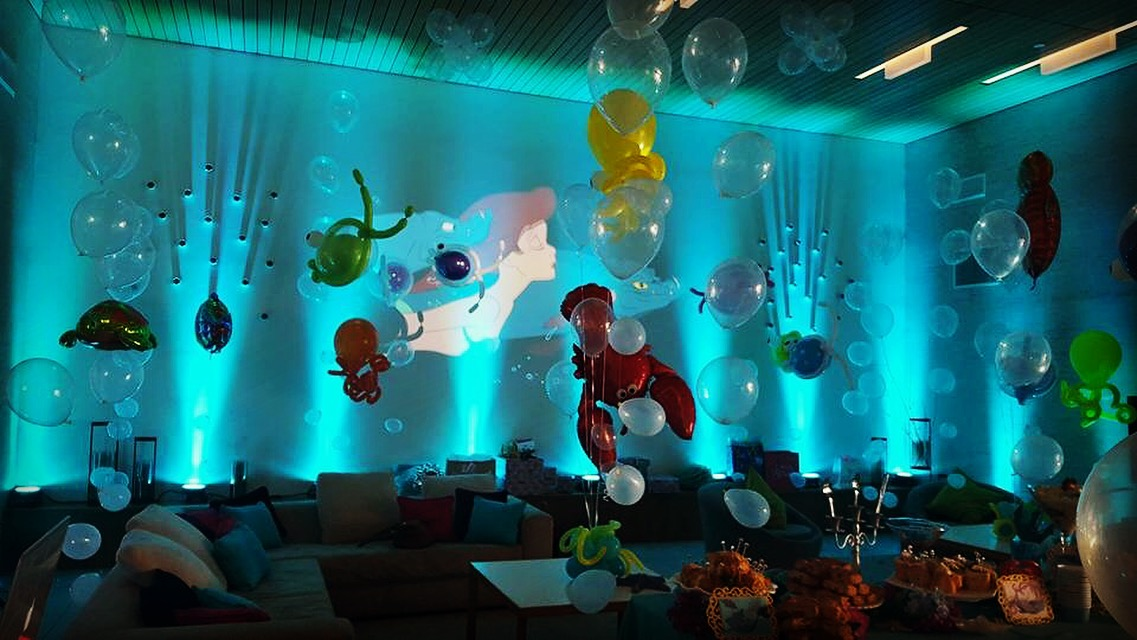 Little Mermaid Under The Sea Themed Event June 2016 Lux