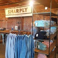 Pop up shop Sharply, San Francisco October 2016