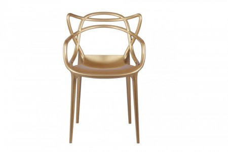 Gato Chair Gold
