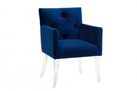Bettie Lucite Chair