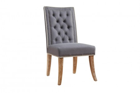 Clark Dining Chair Grey