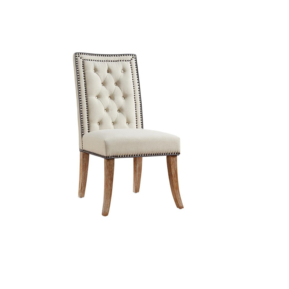 Clark Dining Chair Off White