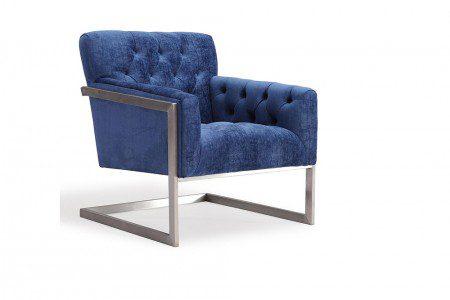 Clift Chair Blue