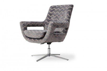Crain Chair Grey