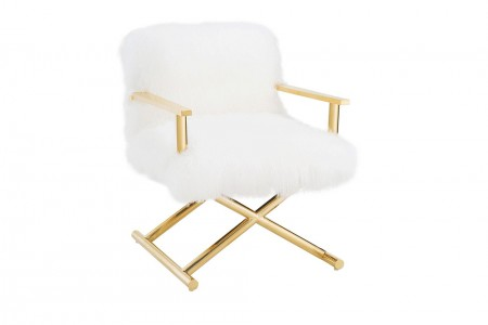 Crawford Chair White