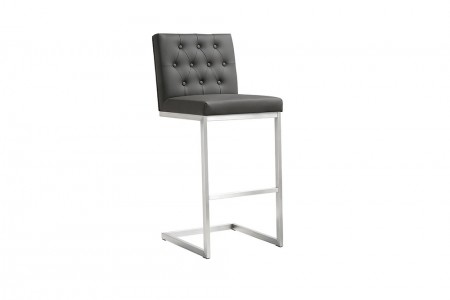 Dandridge Barstool Grey