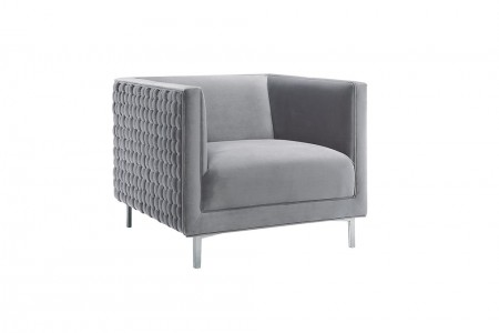 Dean Chair Grey