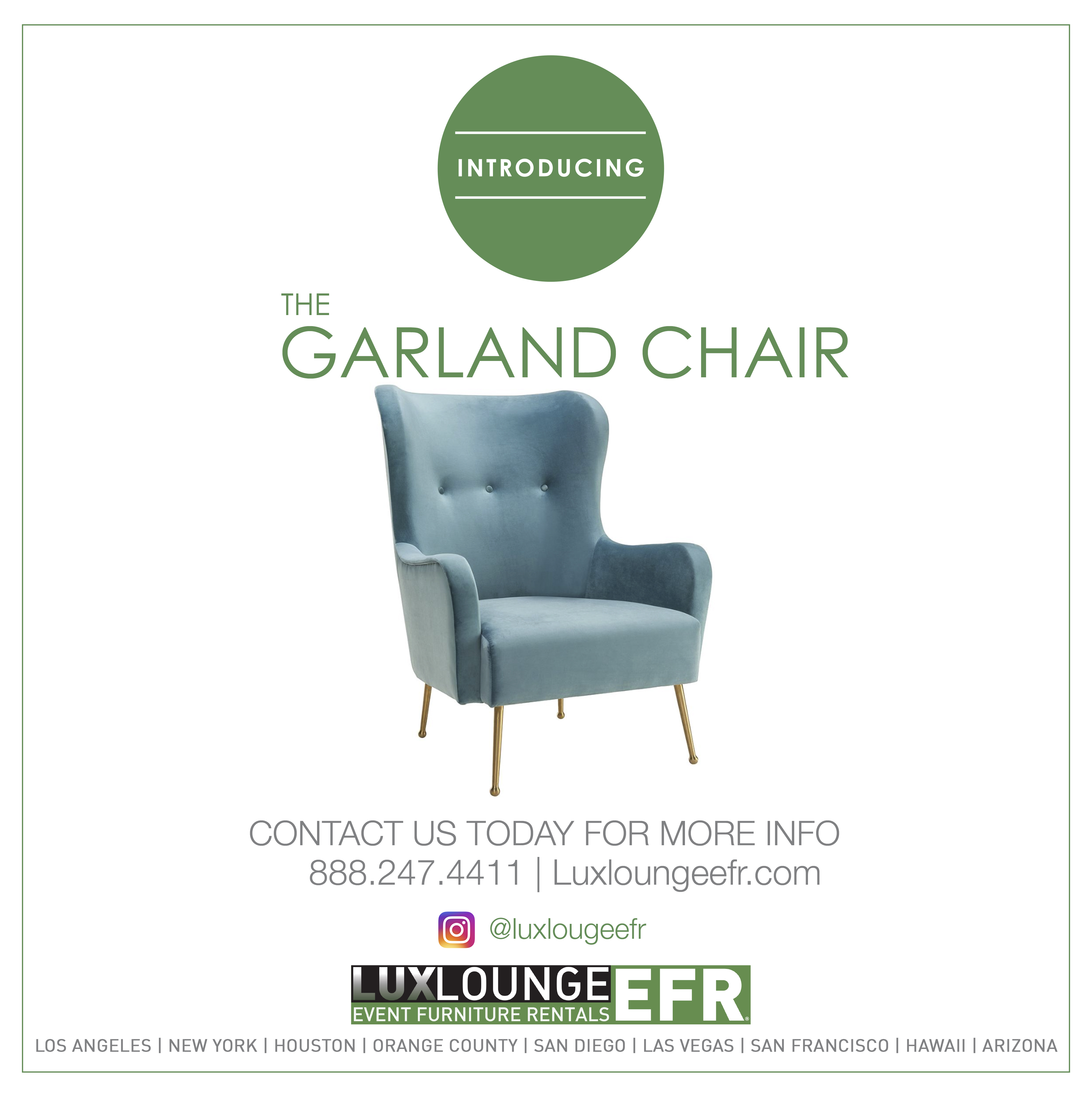 Strange Event Furniture Rental Orange County Lux Lounge Efr 888 Onthecornerstone Fun Painted Chair Ideas Images Onthecornerstoneorg