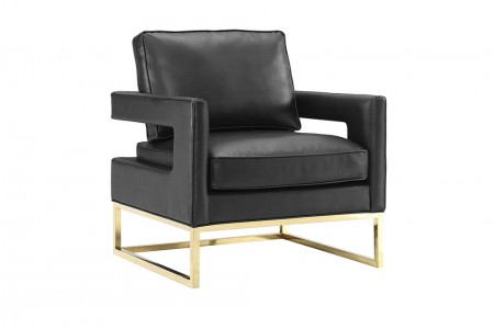 Gable Chair Black
